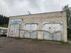 Продажа здания. Минск, пер. Солтыса 5