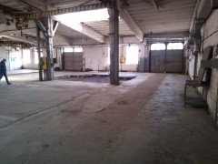 Аренда помещения под СТО, производство, склад