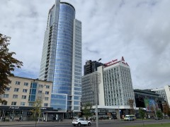 Офис 265 м2 в самом центре Минска (Royal Plaza)